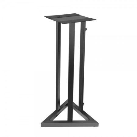 WorldMix hangfal (monitor) állvány – univerzális, 35 kg terhelhetőség, fekete