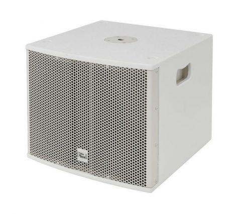 the box pro Achat 112 Sub WH  fehér színű
