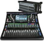 Allen & Heath SQ-5 digitális keverő + DX168 bővítő stage box