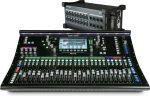 Allen & Heath SQ-6 digitális keverő + DX168 bővítő stage box