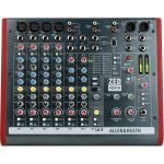 Allen & Heath ZED-10FX analóg keverő/USB hangkártya