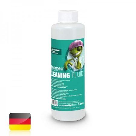 Cameo Light Cleaning Fluid – speciális folyadék füstgépek tisztításához, 250 ml