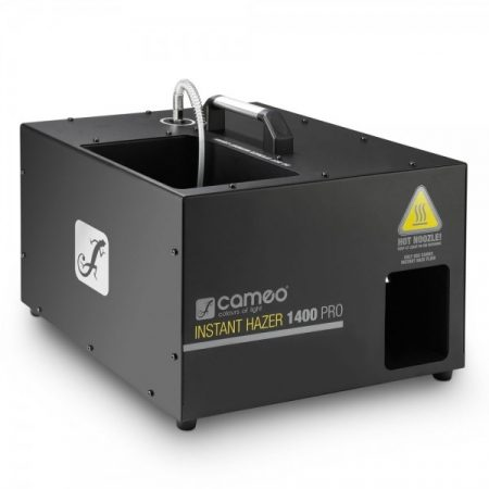 Cameo Light Instant Hazer 1400 Pro ködgép – mikroprocesszor-vezérelt