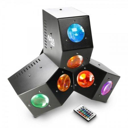 Cameo Light LED Ara effekt – 24x3 W-os RGBA LED-es derby matrix lámpa
