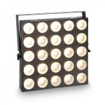 Cameo Light LED Matrix Panel – 5x5-ös 3 W-os melegfehér LED mátrix, single pixel controllal
