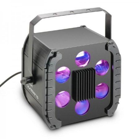 Cameo Light LED Moonflower HP effekt – 32 wattos, 4 az 1-ben nagyfényerejű RGBW LED