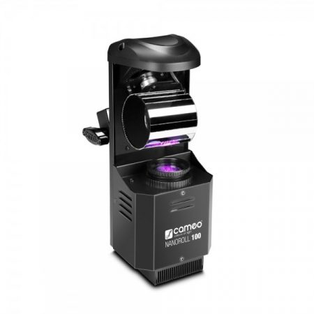 Cameo Light LED NANO ROLL – LED-es miniatűr dobszkenner, 7 gobo, 10 W Cree LED