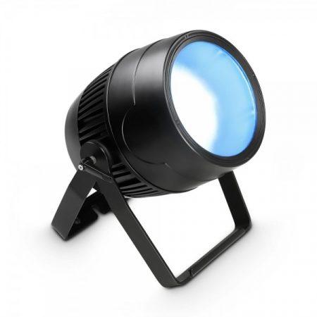 Cameo Light LED Outdoor Zenit Z 120 professzionális zoom PAR lámpa – 120 W-os RGBW COB LED, kültéri (IP65) kivitel, fekete