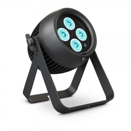 Cameo Light LED Outdoor Zenit ZB 60 professzionális – akkumulátorról működő W-DMX™ Par lámpa, IP65 minősítés, fekete