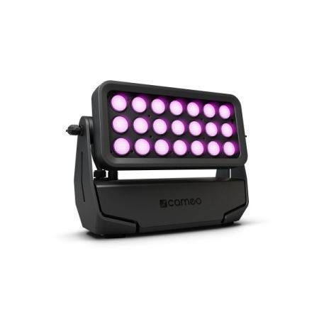 Cameo Light LED Outdoor Zenit W 300 professzionális Wash lámpa – 21x15 W RGBW CreeLED, összesen 10000 lm fényárammal, IP65