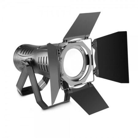 Cameo Light LED spotlámpa – 200 W-os változtatható színhőmérsékletű fehér COB LED-del, fekete házban