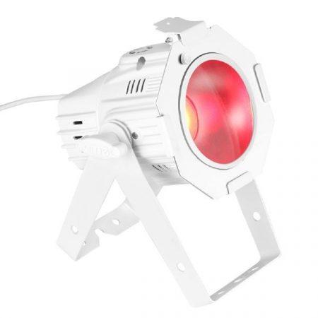 Cameo Light LED Stúdió MiniPAR COB 30W WH – 30 W-os COB LED RGB színtartománnyal, fehér házban