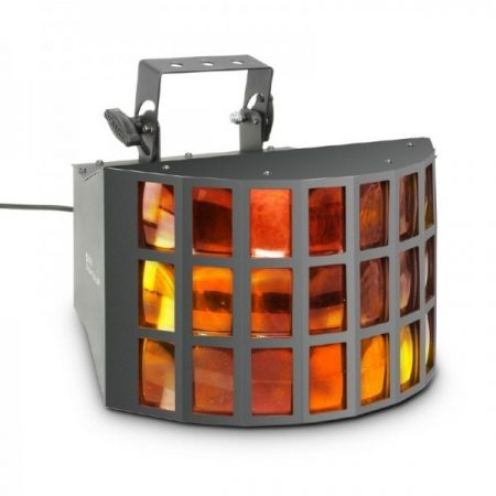 Cameo Light LED Superfly HP effekt – 5x10 wattos nagy fényerejű RGBWA LED