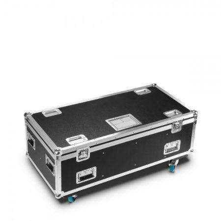 Cameo Light Zenit ZB 60 hordláda, akkumulátor töltővel – hat darab Zenit® B60 lámpatest és tartozékai számára