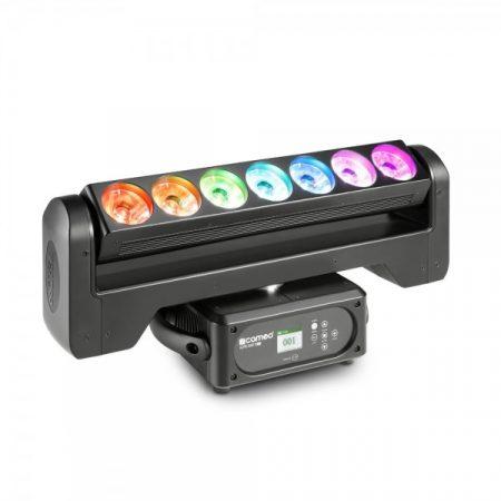 Cameo Light Moving Head AURO BAR 100 – 7x15 W-os RGBW LED-es mozgó sáv