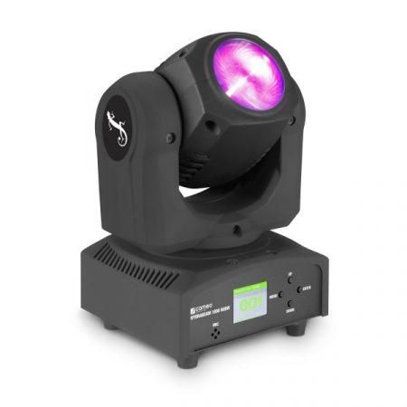 Cameo Light Moving Head HYDRABEAM 1000 RGBW – 32 W, CREE RGBW quad LED-es ultra gyors robotlámpa