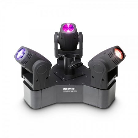 Cameo Light Moving Head HYDRABEAM 300 RGBW – 3x10 W, CREE RGBW LED-es ultra gyors robotlámpa