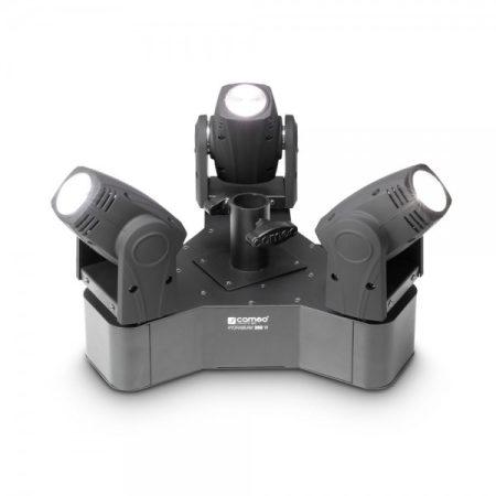 Cameo Light Moving Head HYDRABEAM 300 W – 4x10 W, Lumi-Engin fehér LED-es ultra gyors robotlámpa