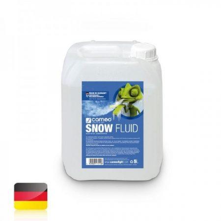 Cameo Light Snow Fluid – hógépbe való speciális folyadék műhó létrehozására, 5 liter