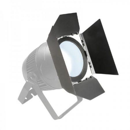 Cameo Light terelőlemez – LED Outdoor Zenit Z 120 professzionális zoom PAR lámpákhoz,fekete