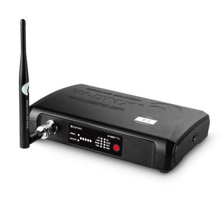Cameo Light DMX vezérlő – 2,4 GHz-es vezeték nélküli DMX adó-vevő