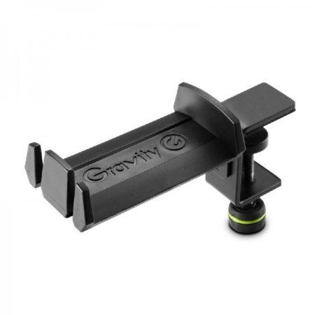 Gravity fejhallgató-tartó – asztalra, polcra szerelhető, fekete