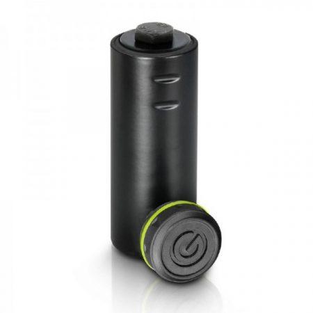 Gravity hangfalállvány adapter – 36 mm-ről M10-es anyára illeszt, fekete