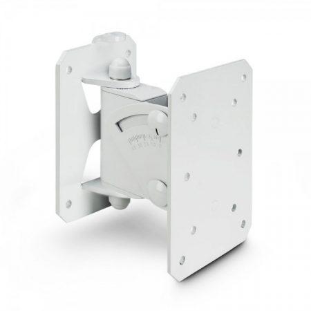 Gravity hangfaltartó, fali – dönthető, forgatható, terhelhetőség 20 kg, fehér