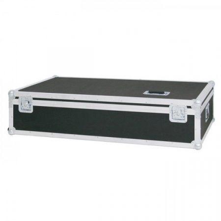 König & Meyer szállítóláda Ovation – Flite Case hordláda, fekete