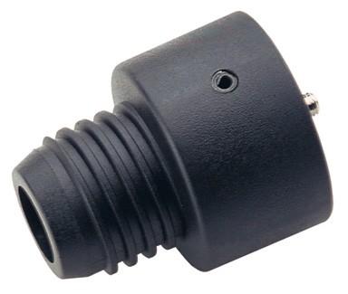 König & Meyer adapter – M5-ös menetes, műanyag