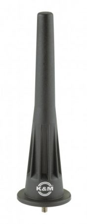 König & Meyer tartóelem oboához – fekete, műanyag