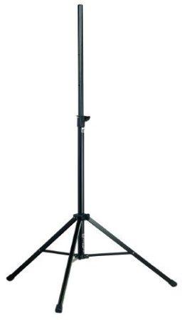 König & Meyer hangfalállvány 35 mm átmérőjű, acél, fekete