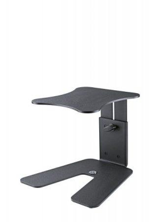 König & Meyer monitorállvány – asztali, teherbírás 15 kg, 230x250 mm-es lappal