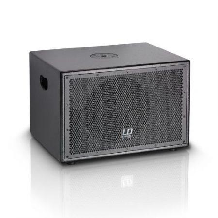 LD Systems Install aktív, sub bass, 10'', 360 W RMS