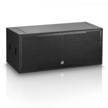 LD Systems VUE Line passzív dual sub bass 2x15'', 1200 W RMS, 4 Ohm