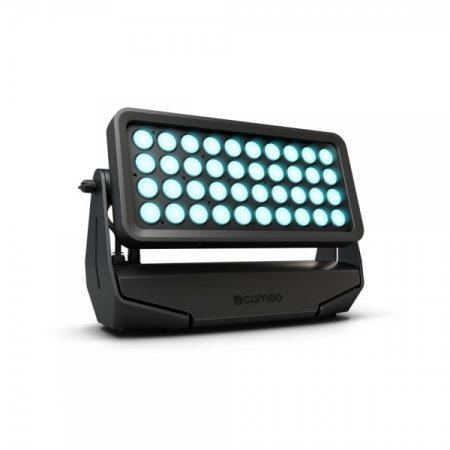 Cameo Light LED Outdoor Zenit W 600 professzionális Wash lámpa – 40x15 W RGBW CreeLED, összesen 21000 lm fényárammal, IP65