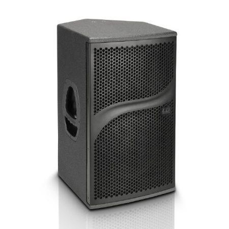 """LD Systems DDQ 12 – 12""""-os aktív multifunkcionális hangfal, DSP vezérléssel"""