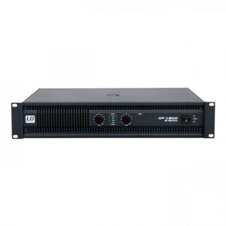 LD Systems DEEP2 végerősítő 2x800 W/2 Ohm