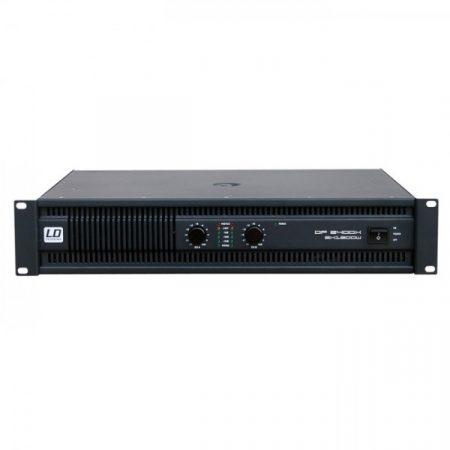 LD Systems DEEP2 végerősítő 2x1200 W/2 Ohm