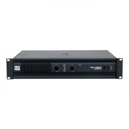 LD Systems DEEP2 végerősítő 2x300 W/2 Ohm