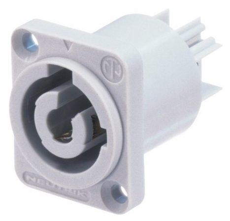 Neutrik NAC3MPB-1 PowerCon beépíthető hálózati kimenet 250VAC/20A