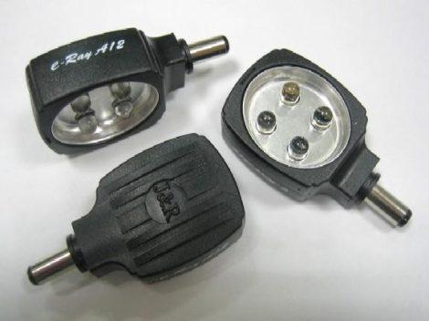 WorldMix LED-es fej 4 LED, 12 V/90 mA, fehér színű fénnyel