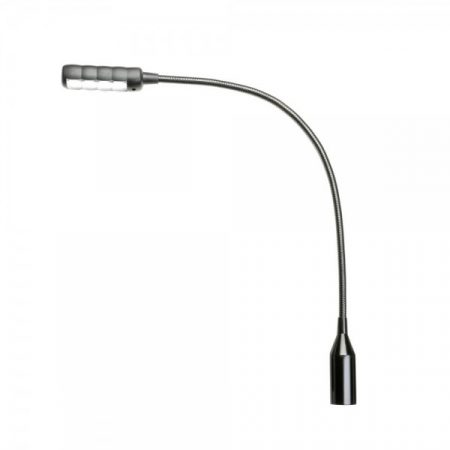 WorldMix keverő LED világítás – 4 COB LED, 3 pólusú XLR csatlakozó, 300 mm hosszú, fehér fénnyel