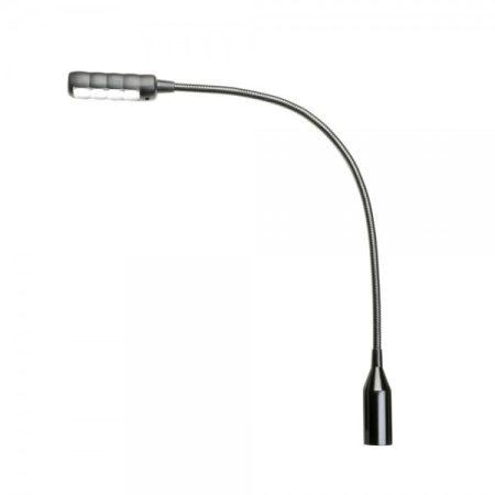 WorldMix keverő LED világítás – 4 COB LED, 4 pólusú XLR csatlakozó, 300 mm hosszú, fehér fénnyel
