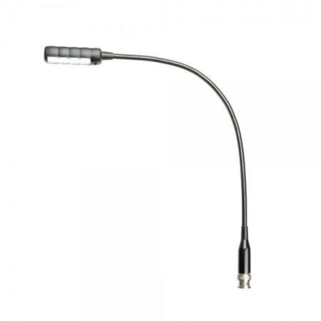 WorldMix keverő LED világítás – 4 COB LED, BNC csatlakozó, 300 mm hosszú, fehér fénnyel