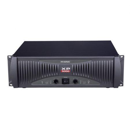 PHONIC XP5000 Végerősítő, 2x1800W/4Ohm