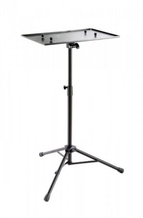 König & Meyer laptop állvány – univerzális, könnyen szállítható, fekete